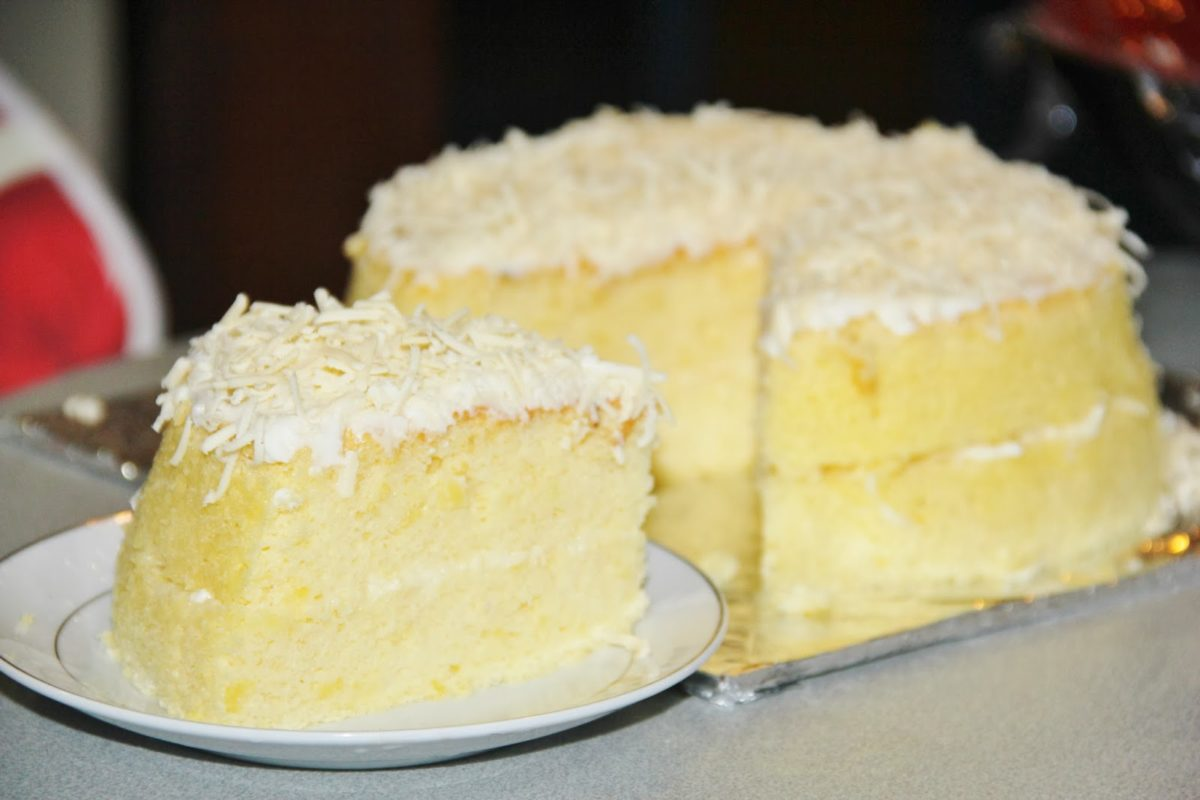 Cara Membuat Cheese Cake Cheddar