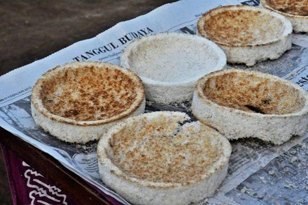 Cara Membuat Kue Sagon Basah Khas Jogja