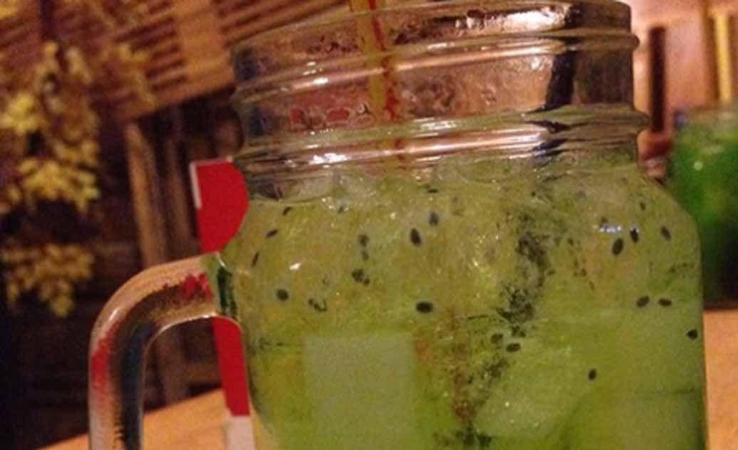 Fruity Lemon Squash