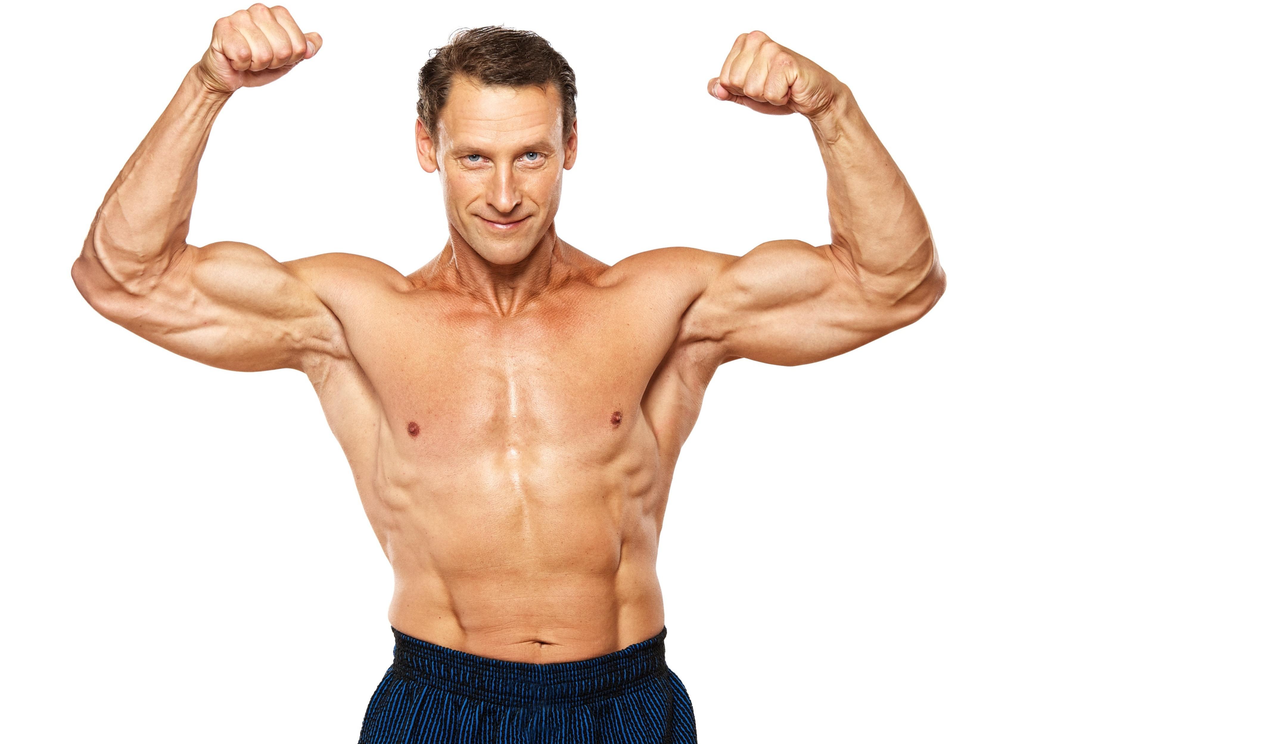 Membantu Pembentukan Otot