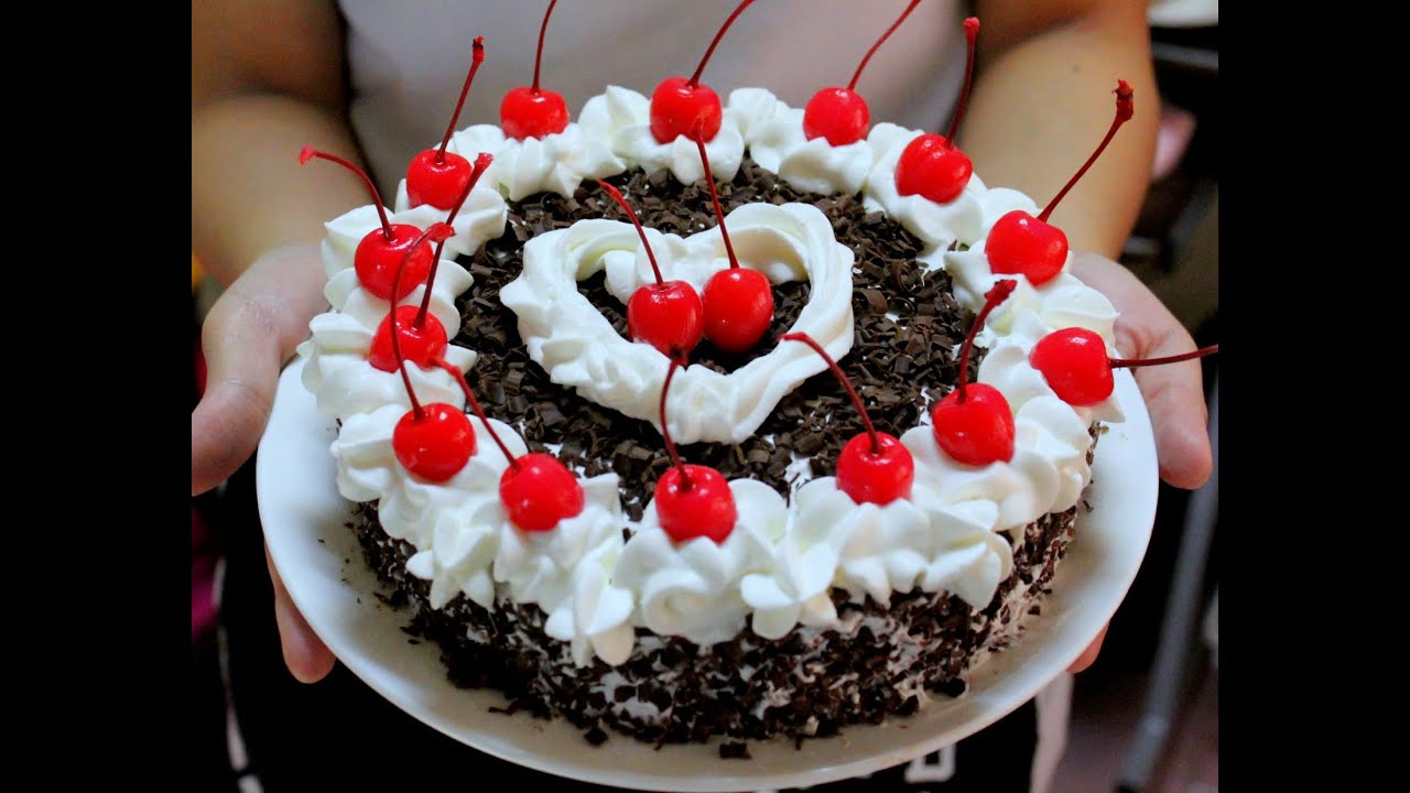 Resep Black Forest Kukus