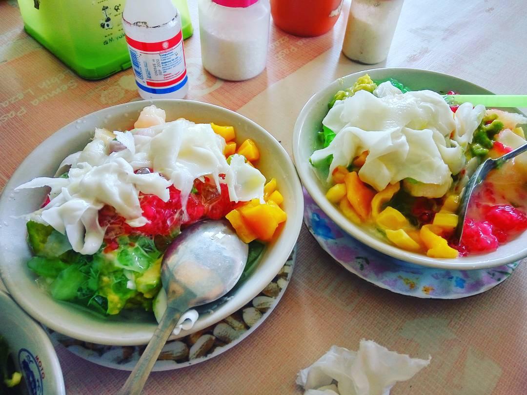 Resep Es Campur Bandung