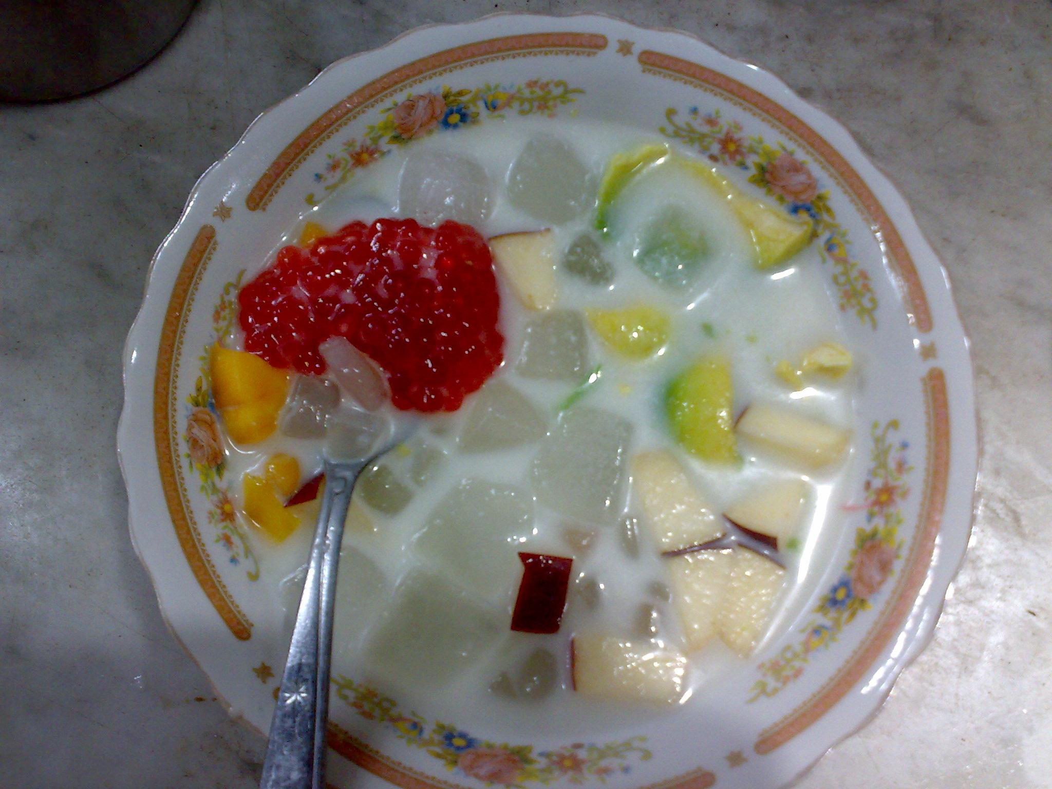 Resep Es Campur Sederhana dan Enak