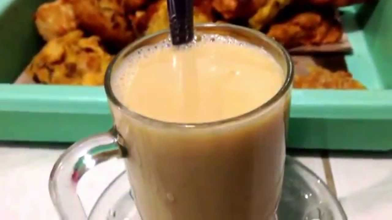 Susu Telur, Madu, dan Jahe (STMJ)