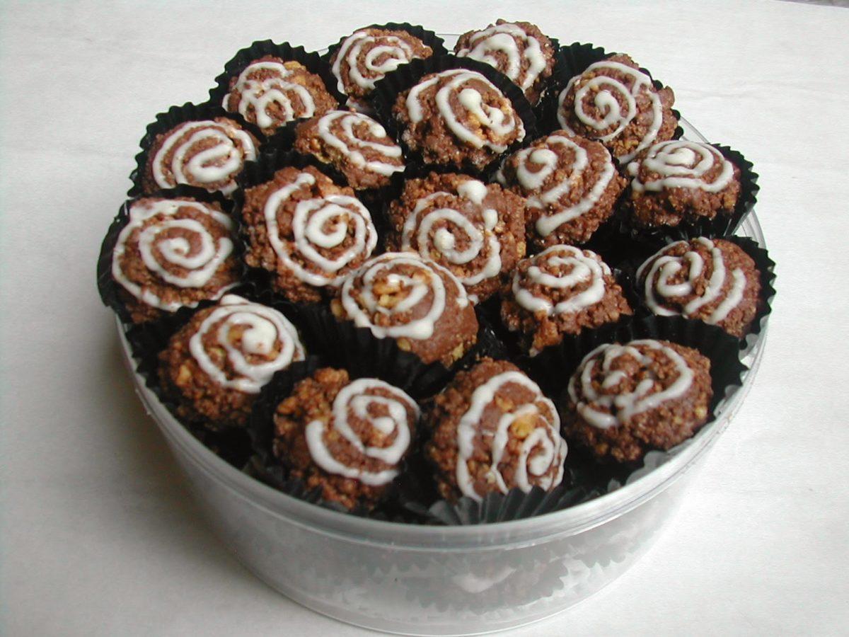 Resep Kue Kacang Coklat yang Mudah dan Sederhana