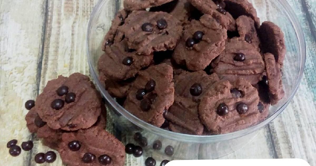 resep kue kacang coklat