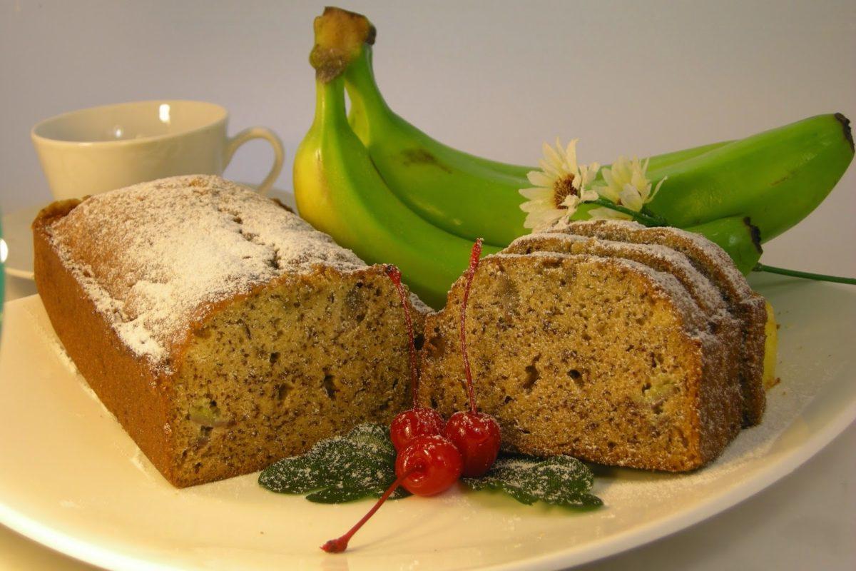 resep bolu pisang kukus