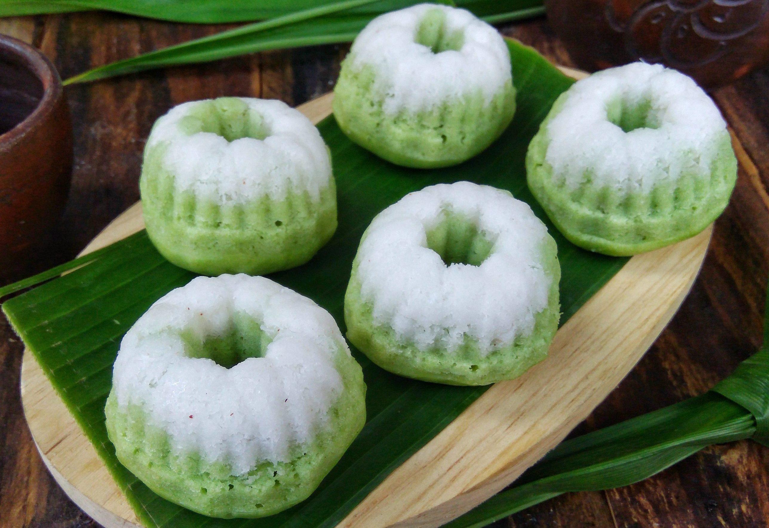 resep kue putu ayu tradisional indonesia