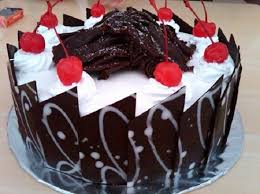 Kue Black Forest