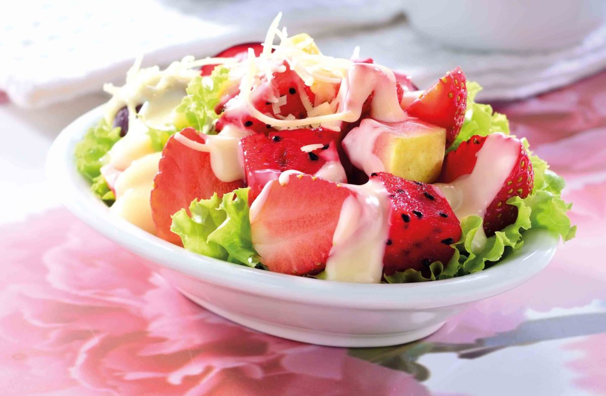 Beberapa Resep Salad Buah Untuk Jualan Yang Menguntungkan