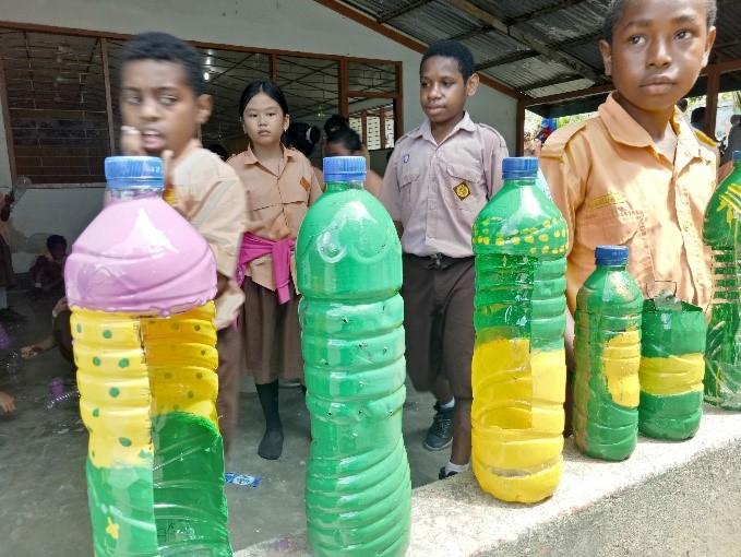 Cara Mengurangi Sampah Plastik DiSekolah