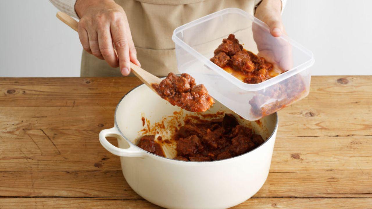 tips menyimpan makanan agar tidak mudah basi