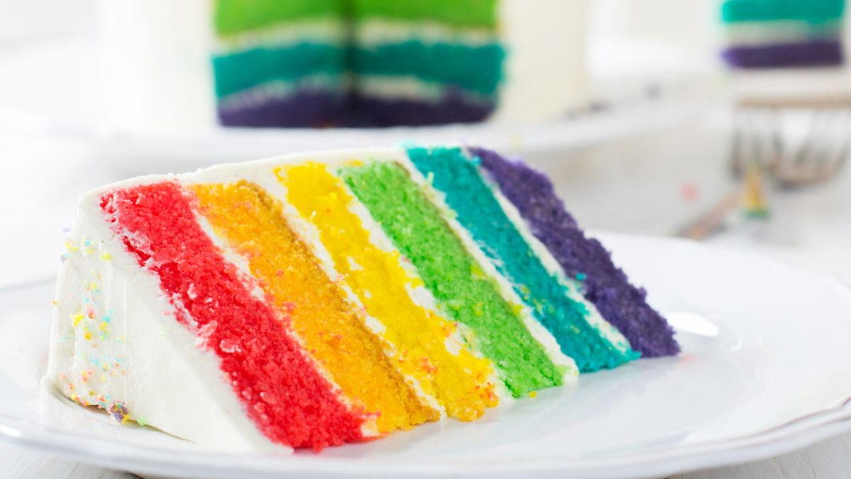 Cara Membuat Rainbow Cake Enak dan Nikmat Rasanya