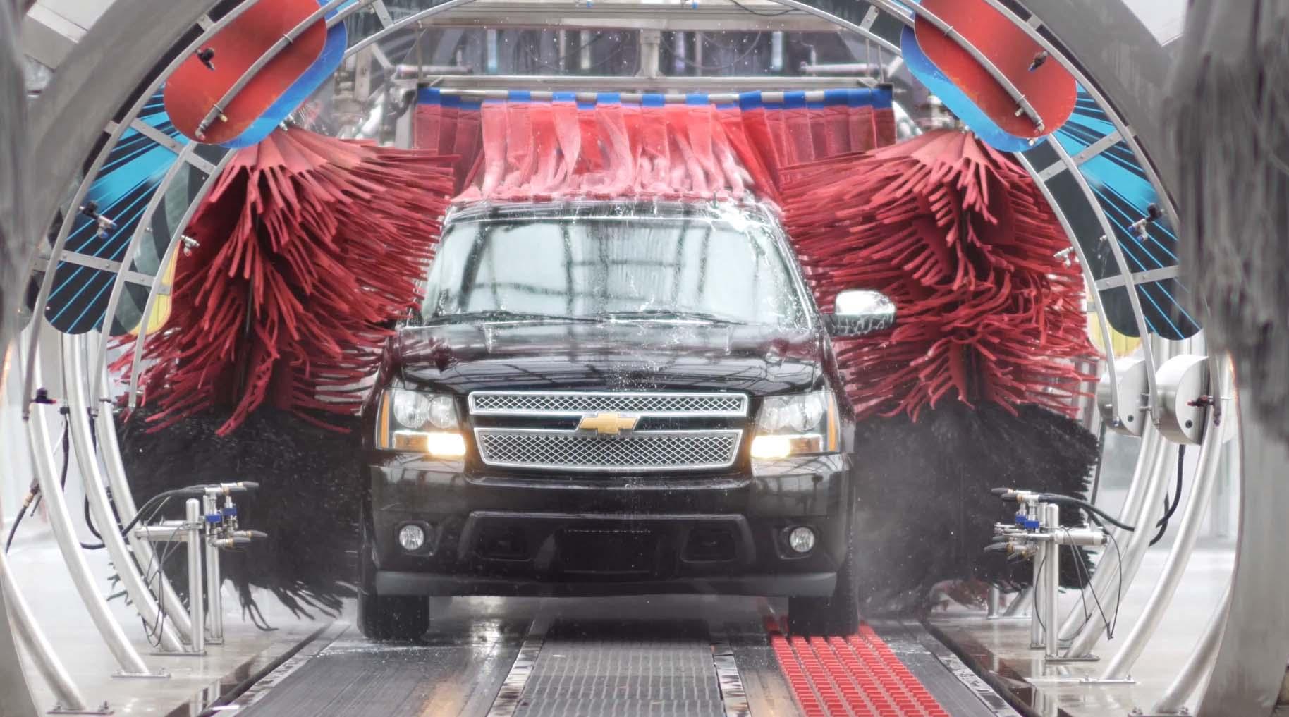Membuka Jasa Cuci Mobil / Motor