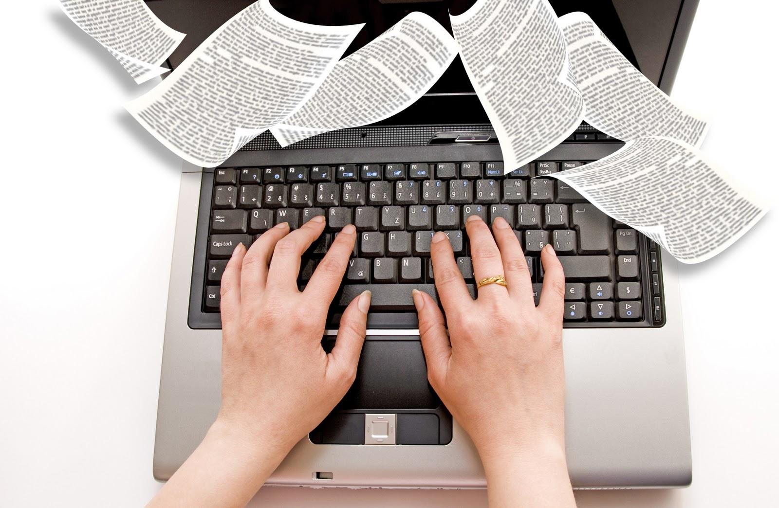 Menjadi Freelancer Penulis Online