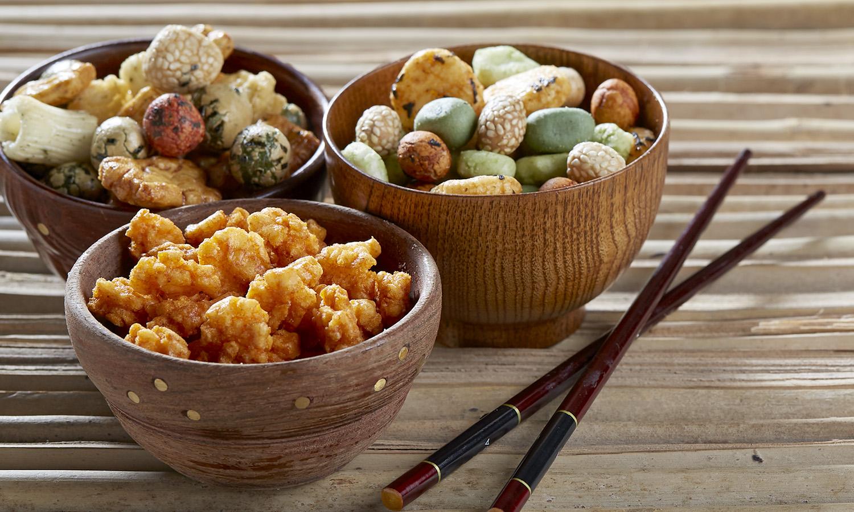 Produksi Makanan Ringan (Snack)