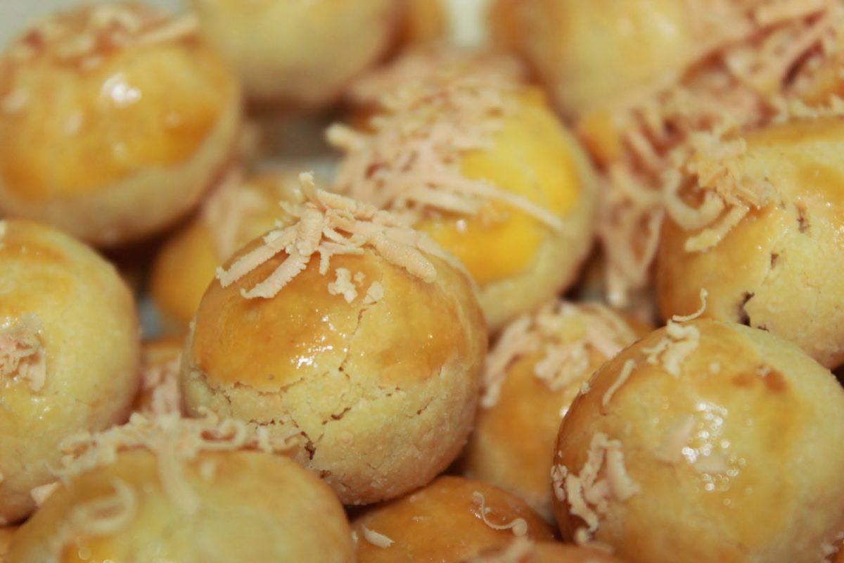 resep Kue Nastar Keju Garing Krispi Renyah dan Lembut Di Mulut