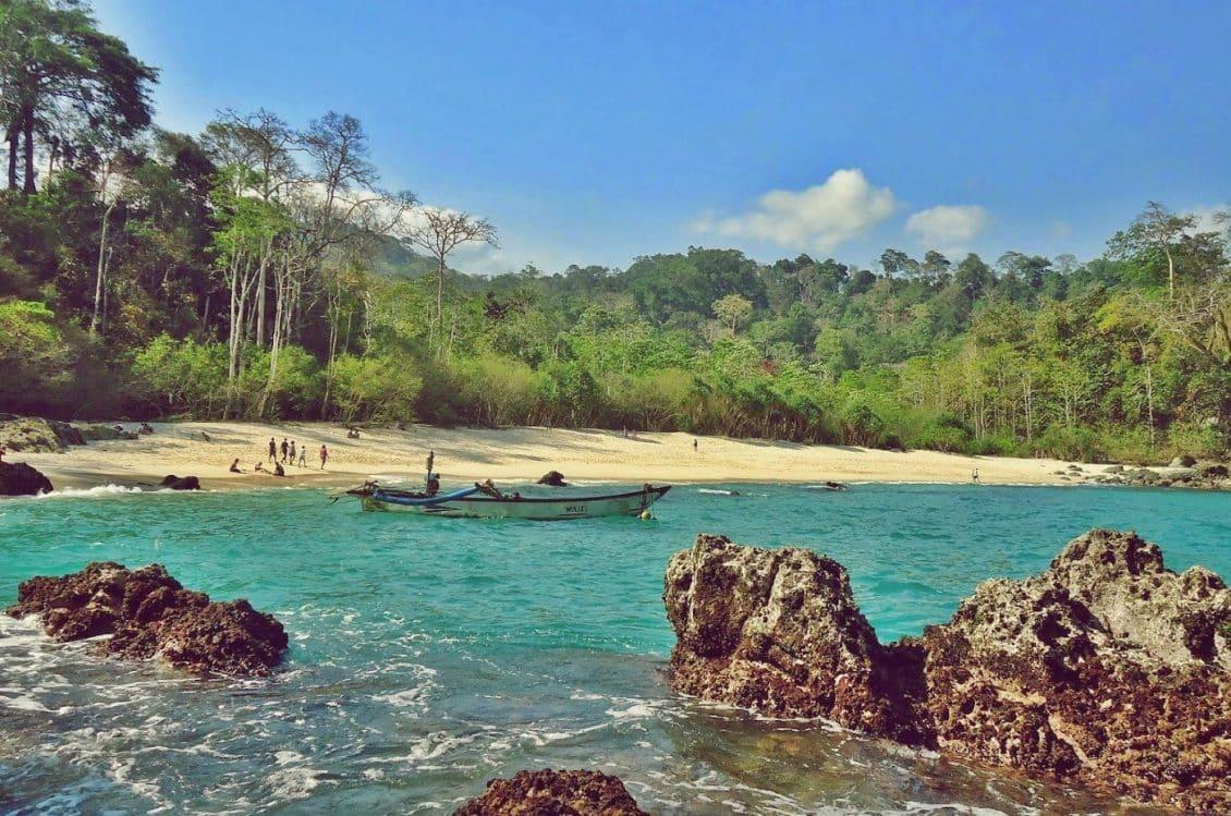 Taman nasional Meru Betiri