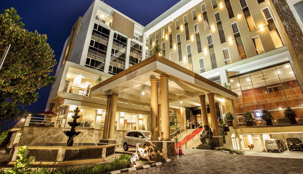 Hotel Termewah Di Jogja Dan Kapasitas Yang Mewah