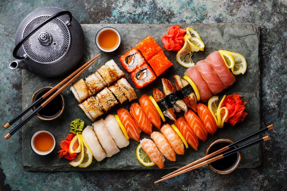 Cara Bikin Nasi Sushi Enak dan Murah