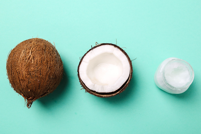 apa itu coconut oil ?