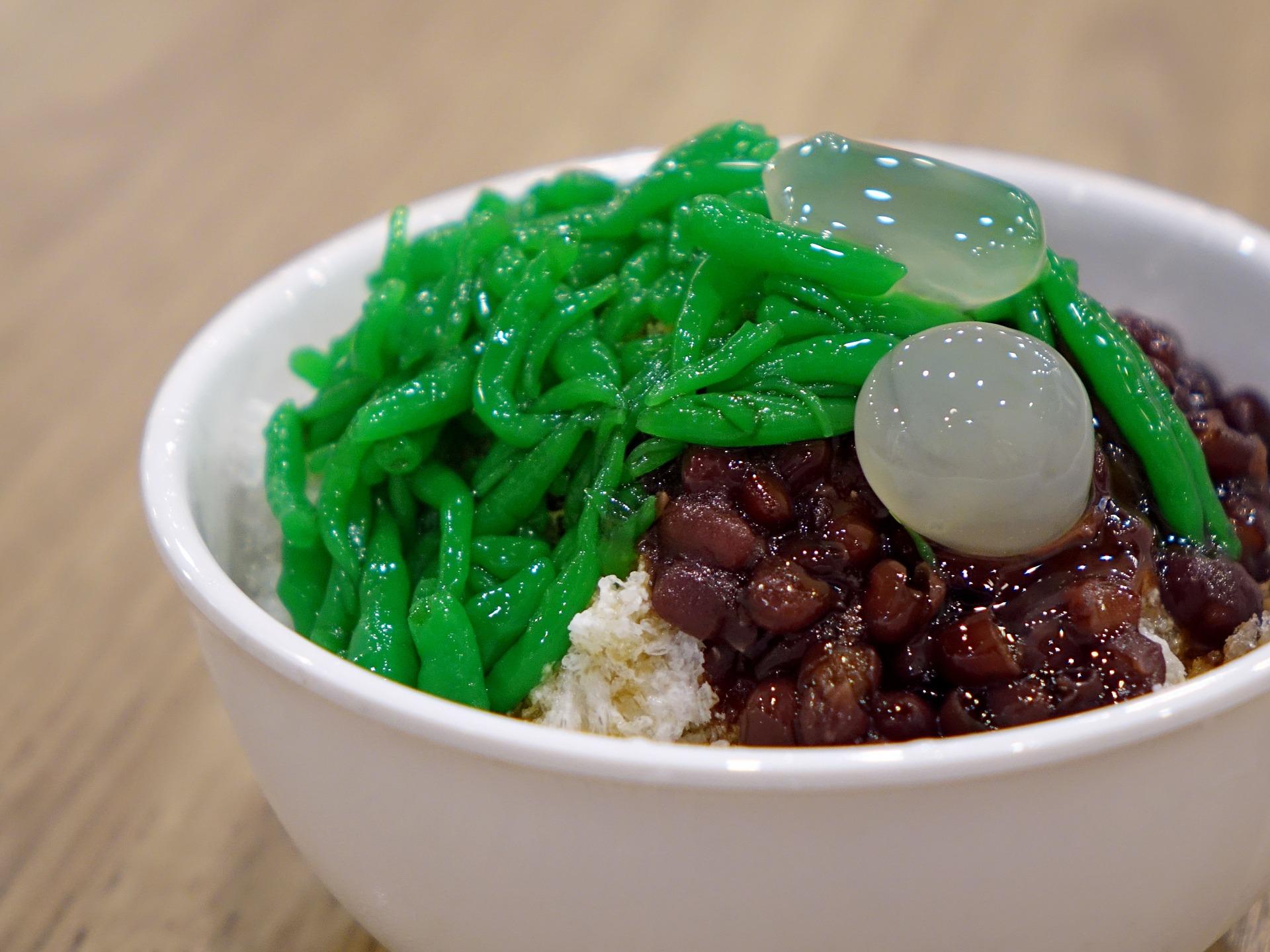 makanan dari tepng beras ketan