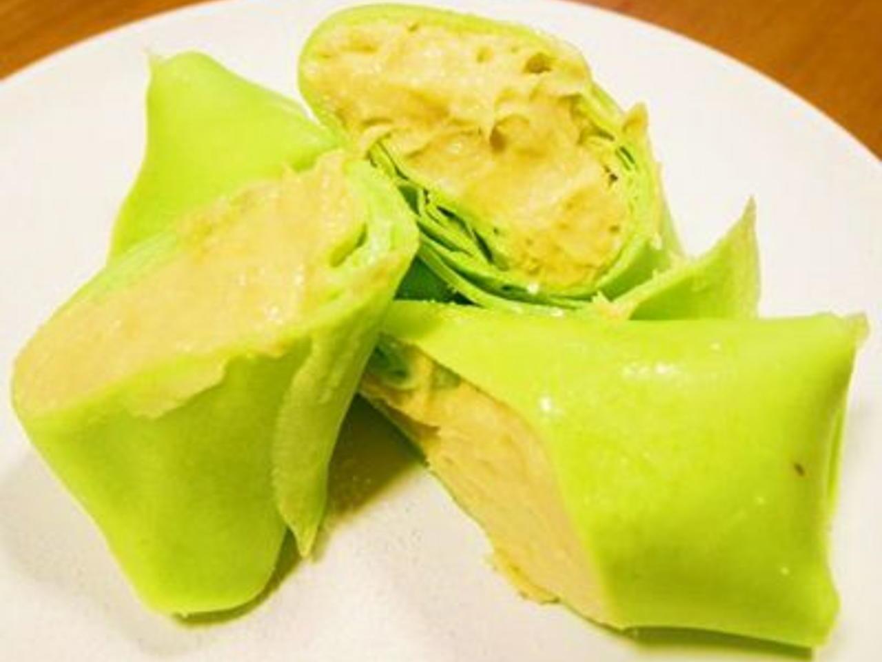Cara Bikin Pancake Durian
