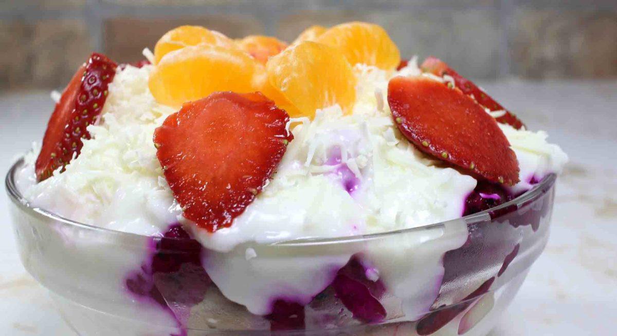 Salad Buah Untuk Diet Debm Mudah