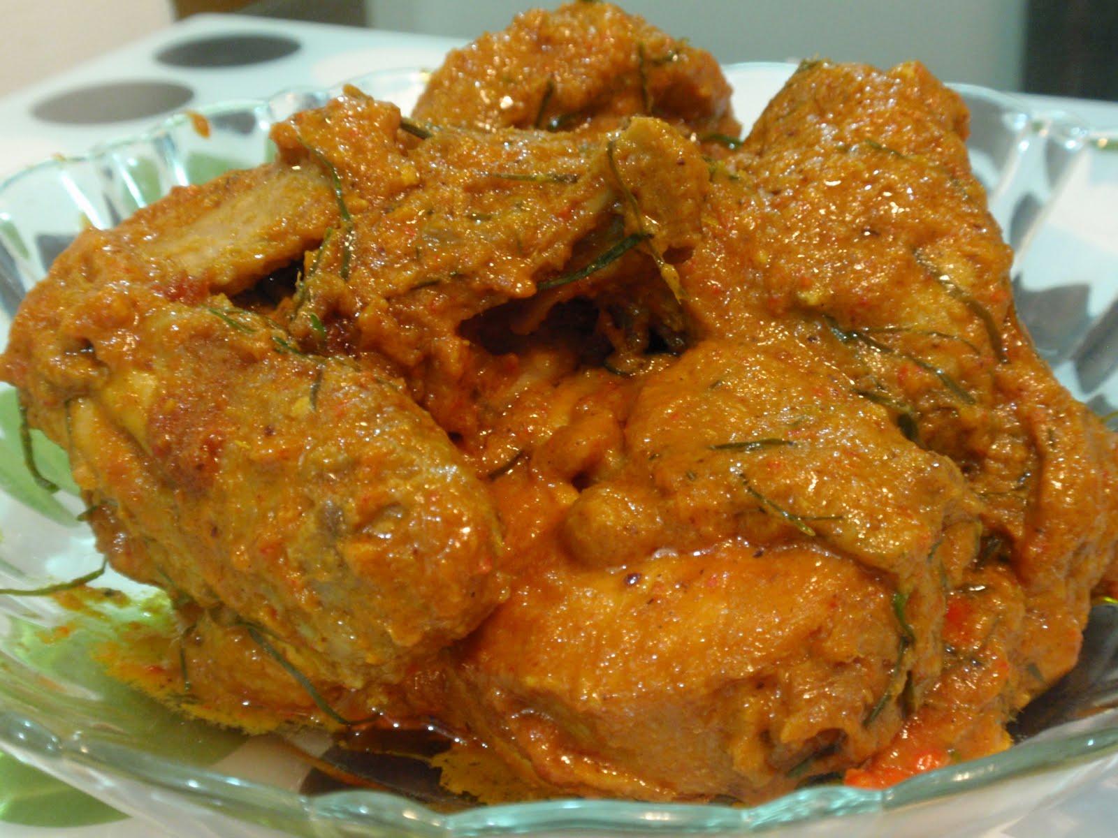 Resep Rendang Ayam Kuliner Khas Nusantara Yang Mudah Dibuat