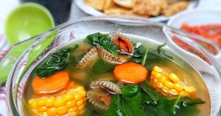 resep sayuran berkuah segar
