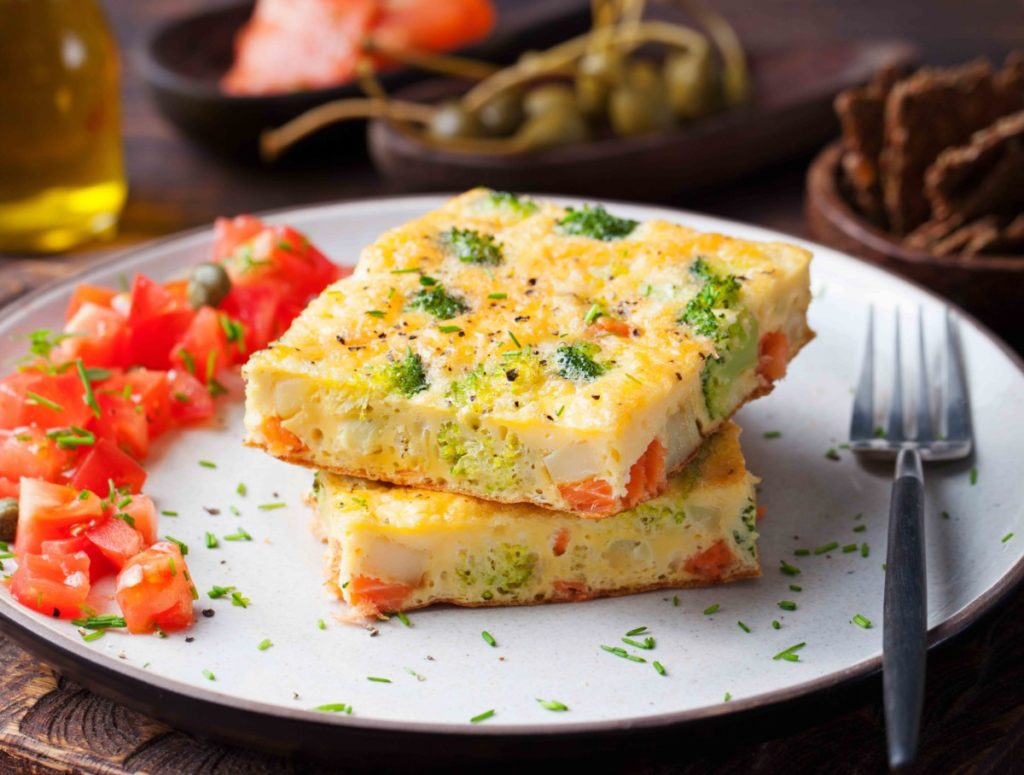 resep omelet makaroni