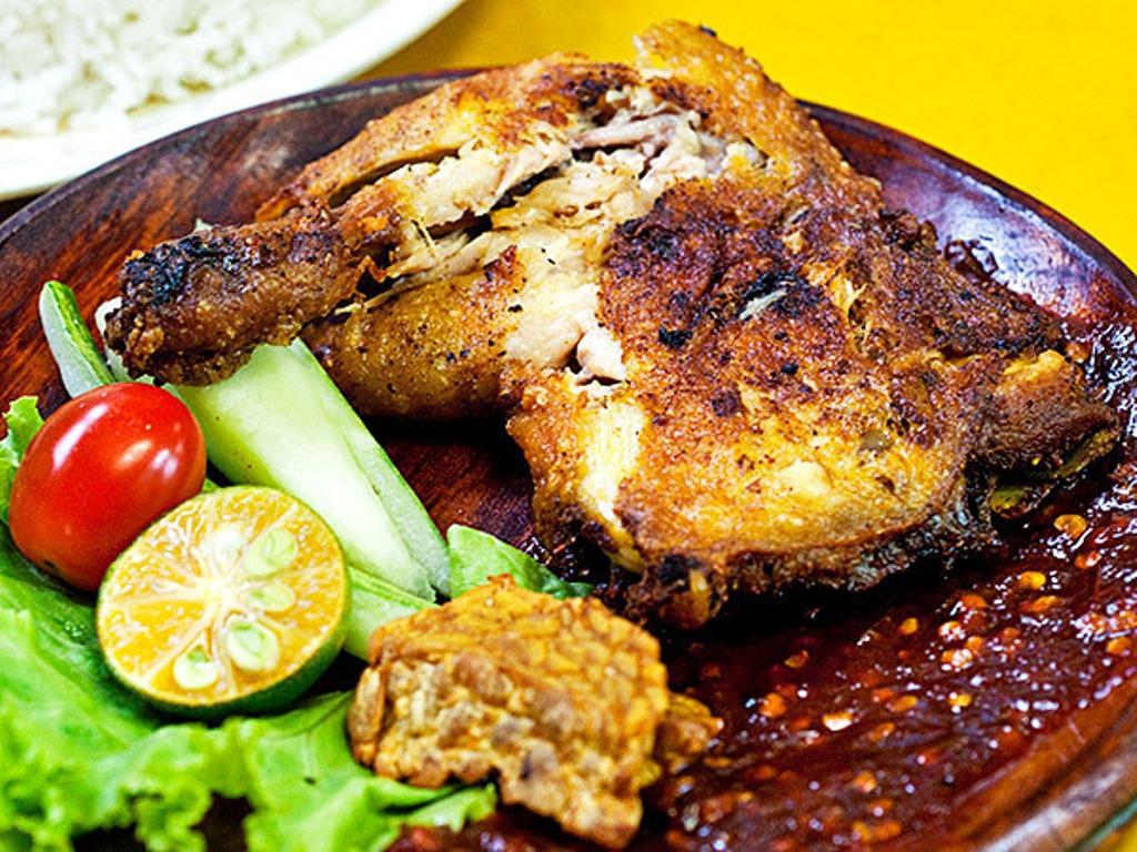 cara bikin ayam bakar