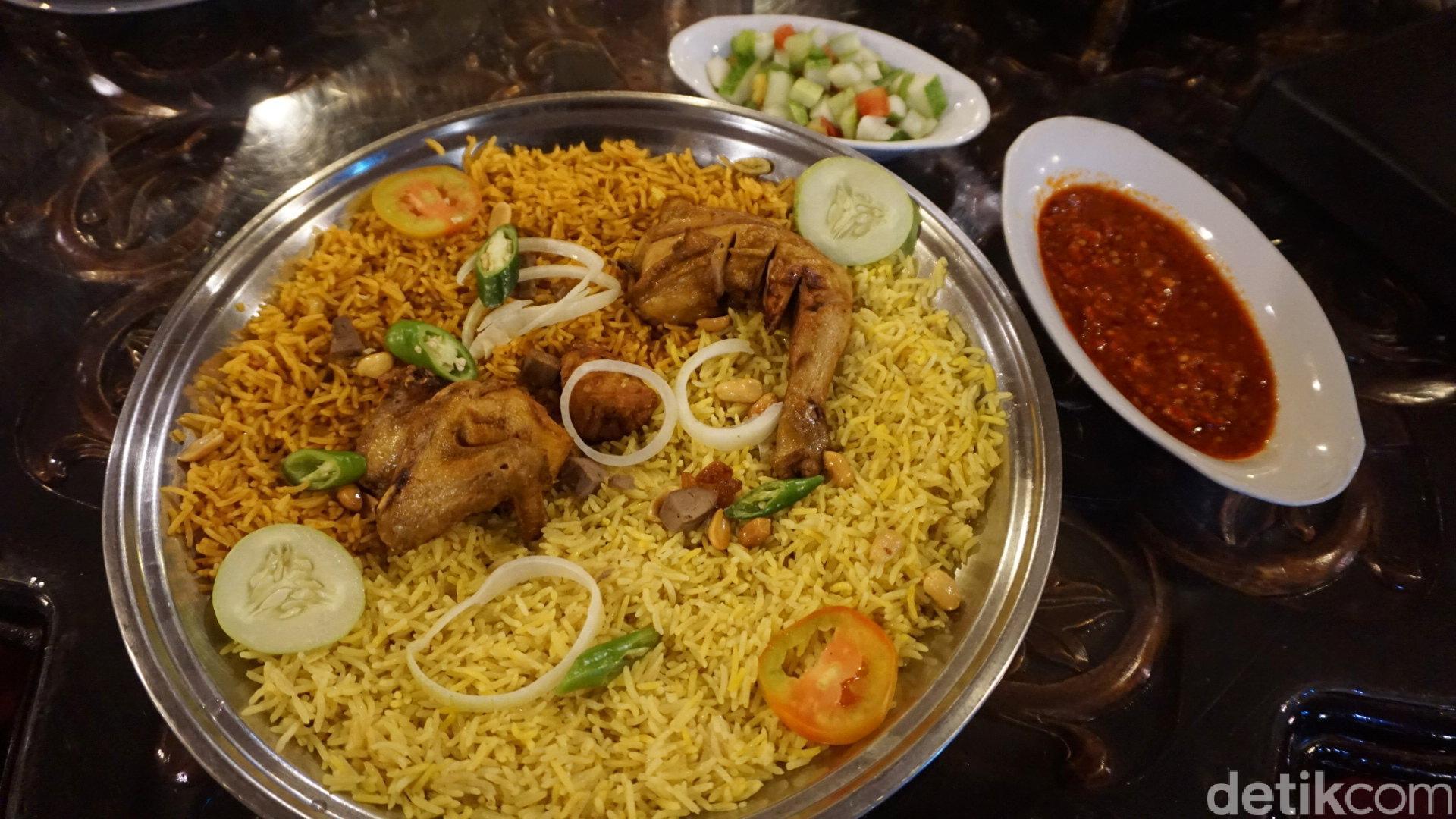 resep nasi briyani daging sapi