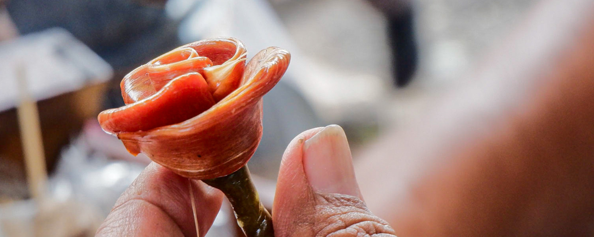 Cara Membuat Gulali Gula Merah