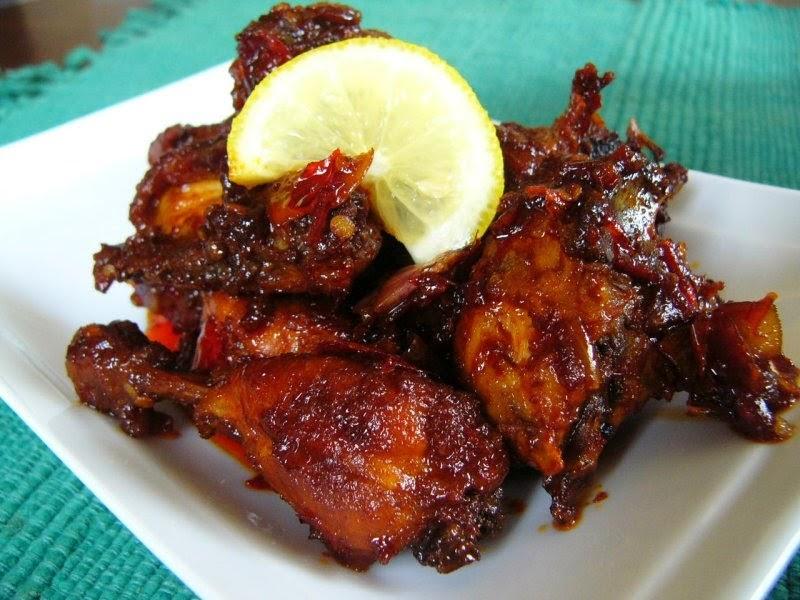 resep ayam bakar enak dan meresap